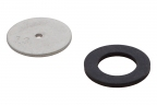 Nozzle plate with gasket 1.3 mm